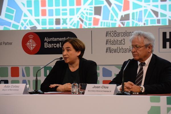 Reunion tematica Barcelona